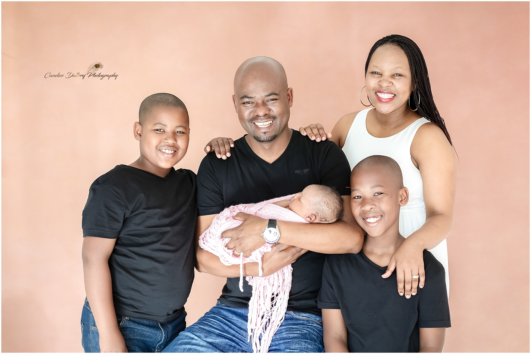 Mbeka's family - Candice Dollery_1495